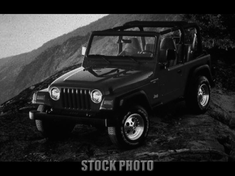 Used 1999 Jeep Wrangler SE