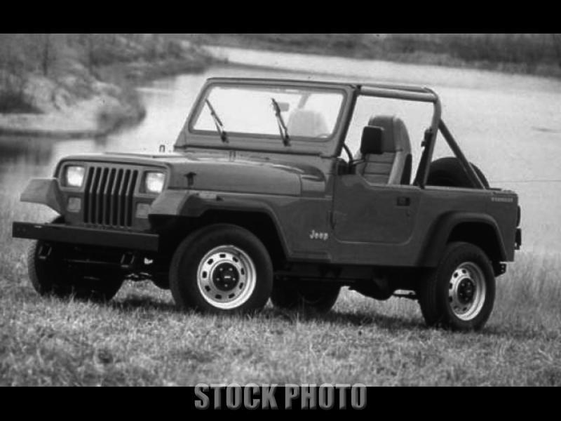 1993 Jeep Wrangler Base Sport Utility 2-Door 4.0L