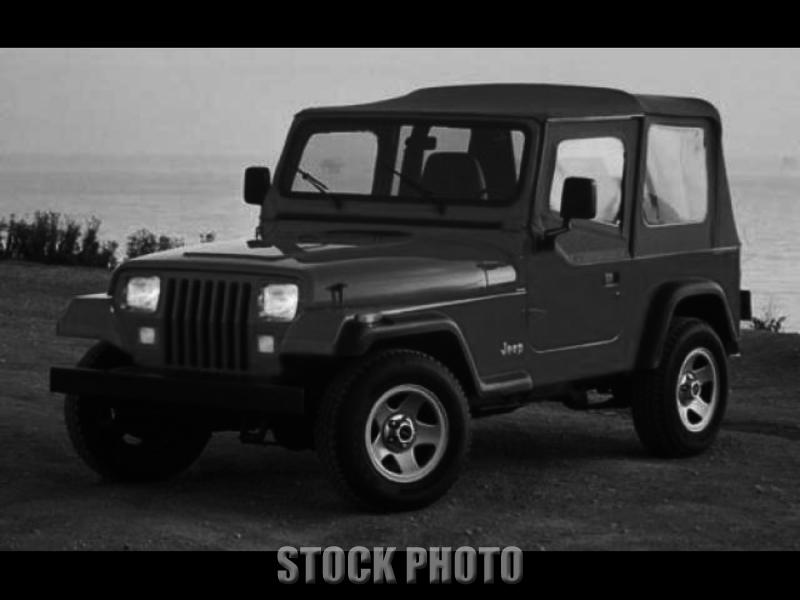 1994 JEEP WRANGLER 4 BY 4