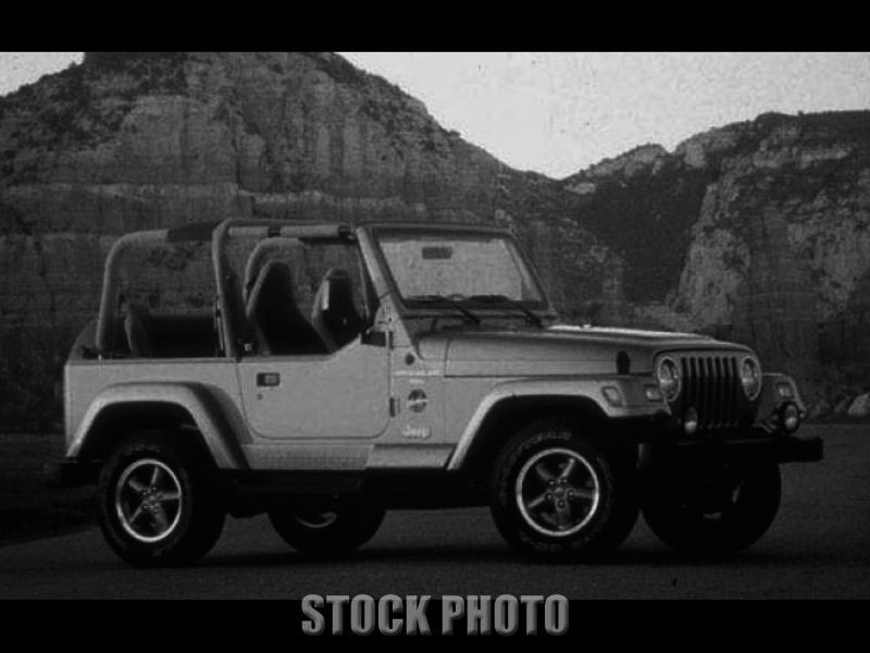1999 Jeep Wrangler Sahara 4.0 Soft Top 5 Speed 4WD Convertible Manual 4x4 6cyl