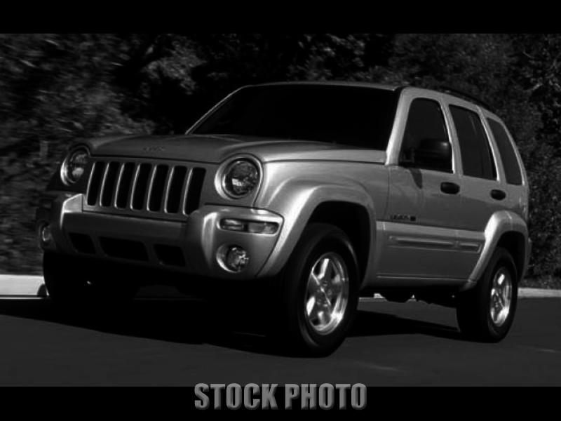 Used 2004 Jeep Liberty Limited 3.7L V6