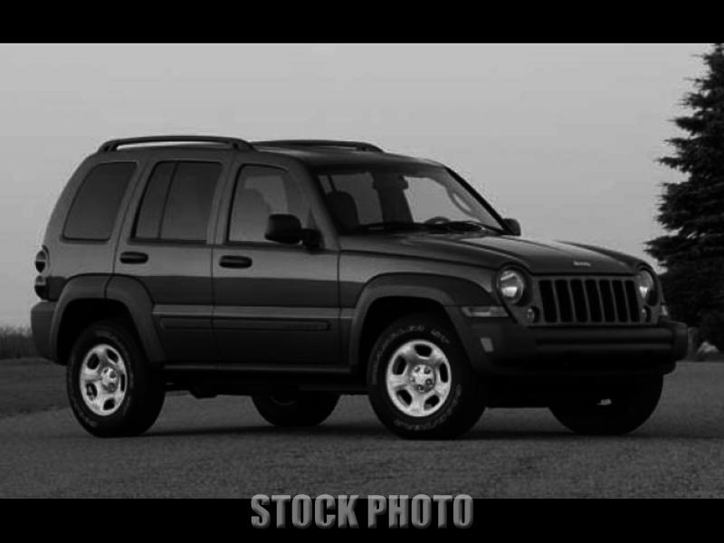 Used 2006 Jeep Liberty Sport 4WD