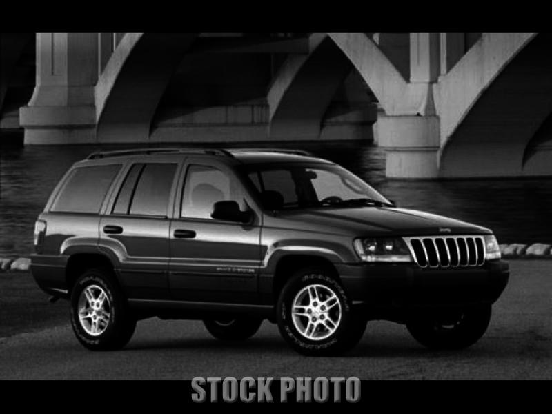 Used 2002 Jeep Grand Cherokee Special Edition 4WD