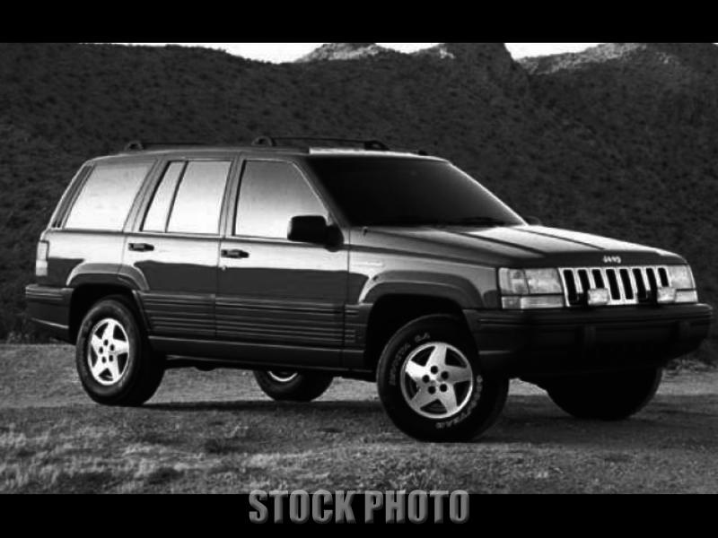 Used 1993 Jeep Grand Cherokee Laredo
