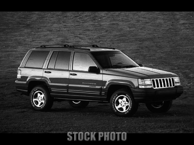 Used 1996 Jeep Grand Cherokee 4dr 4WD