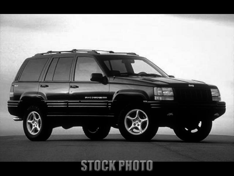 Used 1998 Jeep Grand Cherokee Laredo