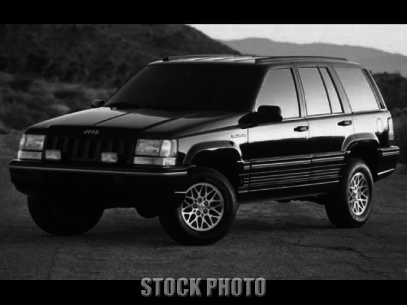 Used 1995 Jeep Grand Cherokee Limited
