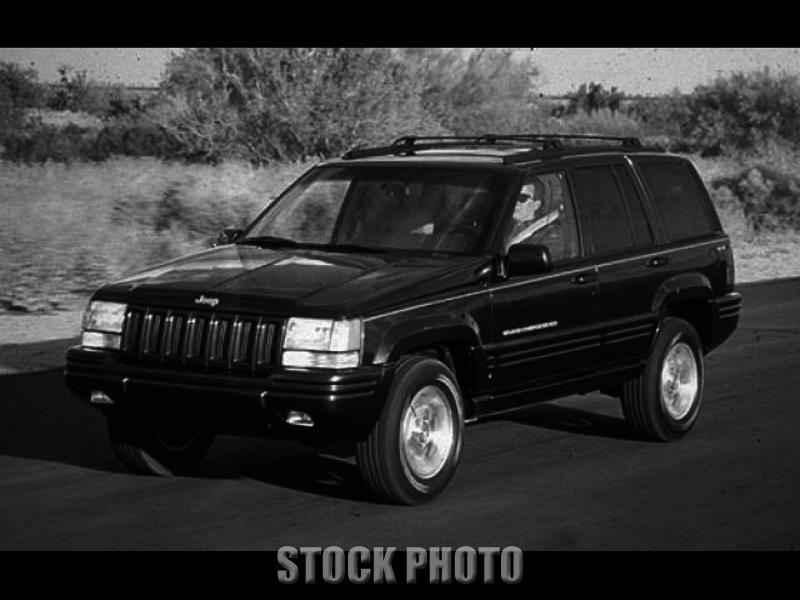 Used 1996 Jeep Grand Cherokee LIMITED