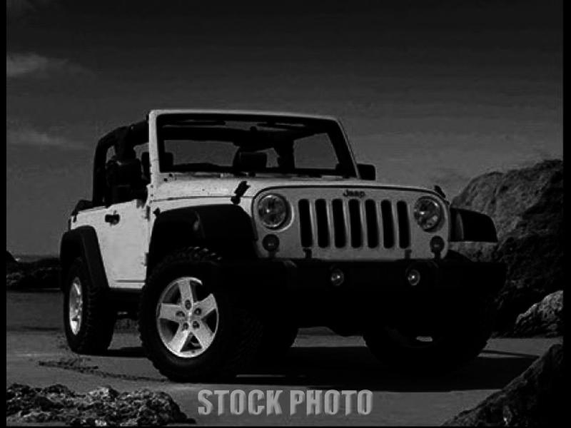 Used 2009 Jeep Wrangler X
