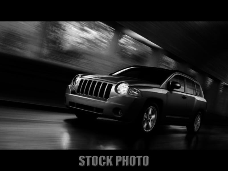 Used 2008 Jeep Compass Sport 4WD