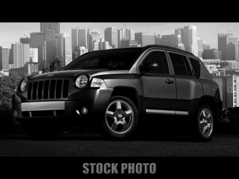 Used 2008 Jeep Compass Limited