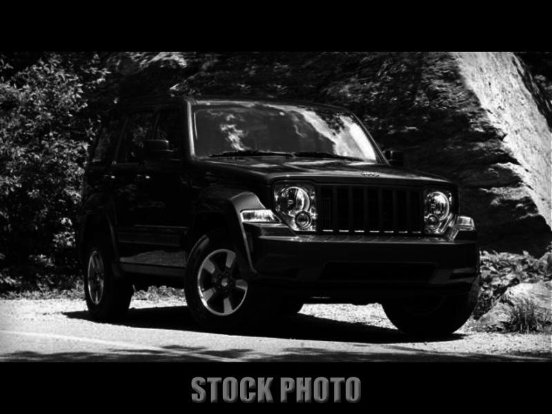 Used 2008 Jeep Liberty RWD Sport