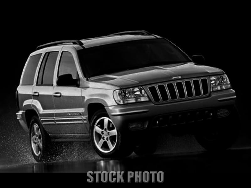 Used 2004 Jeep Grand Cherokee Overland