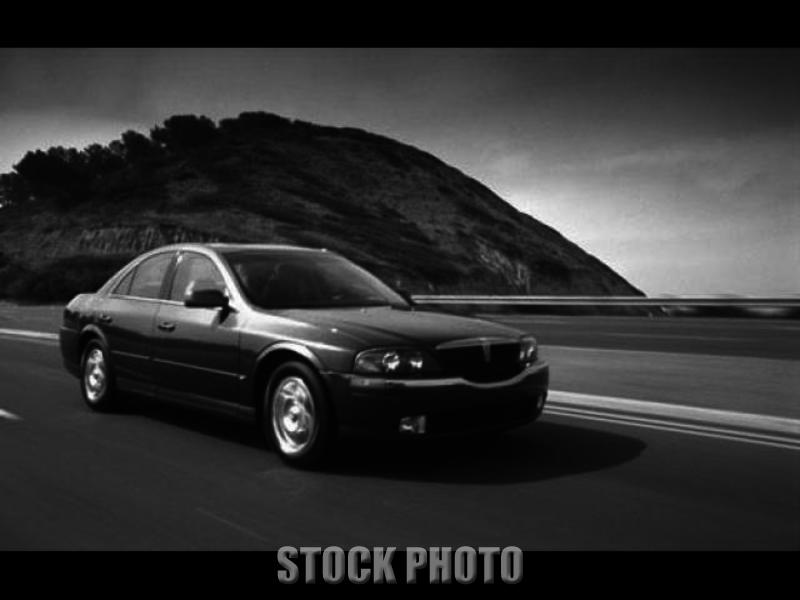 Used 2001 Lincoln LS 4dr Sdn V6 Manual w/Sport Pkg