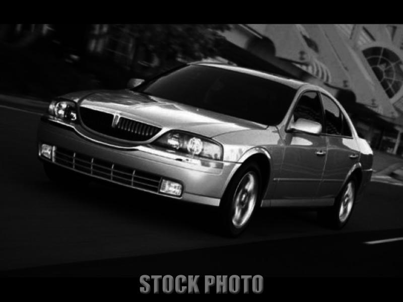 Used 2000 Lincoln LS