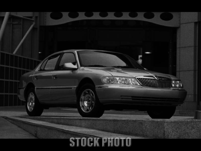 Used 2000 Lincoln Continental Base