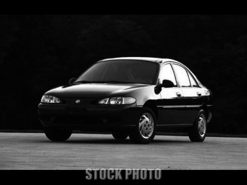 Used 1999 Mercury Tracer LS