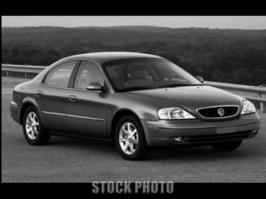 2002 Mercury Sable