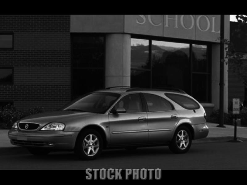 Used 2001 Mercury Sable Wagon LS Premium