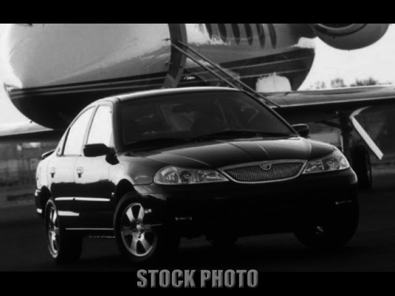 Used 1998 Mercury Mystique GS