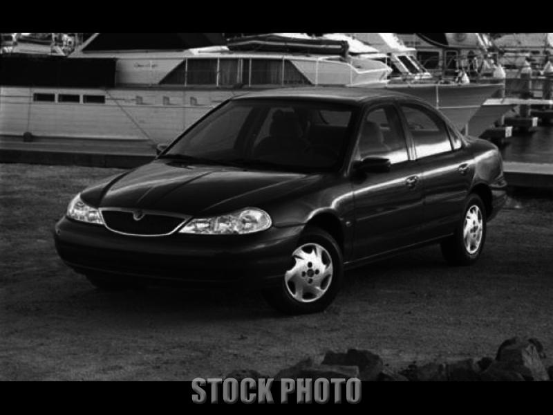 Used 1999 Mercury Mystique LS