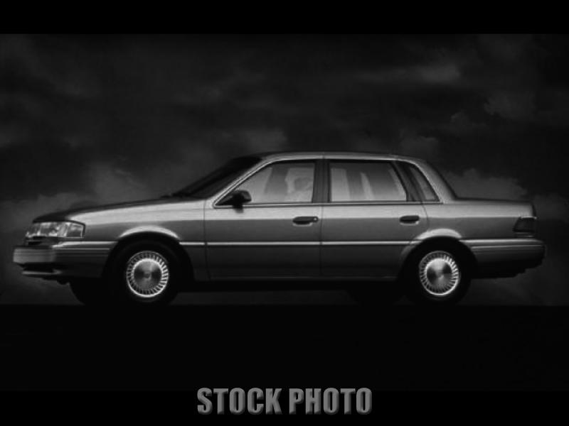 Used 1993 Mercury Topaz GS