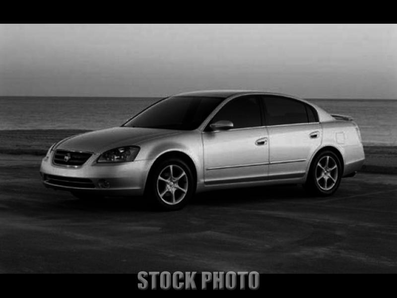 Used 2002 Nissan Altima 2.5 S