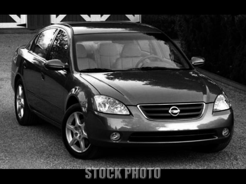Used 2002 Nissan Altima 3.5 SE