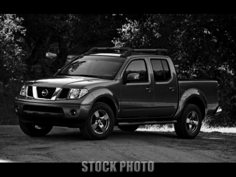 Used 2007 Nissan Frontier 4WD Crew Cab LWB Auto SE *Late