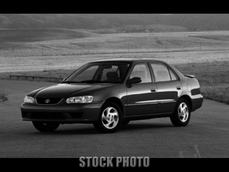 Used 2001 TOYOTA COROLLA CE/LE/S