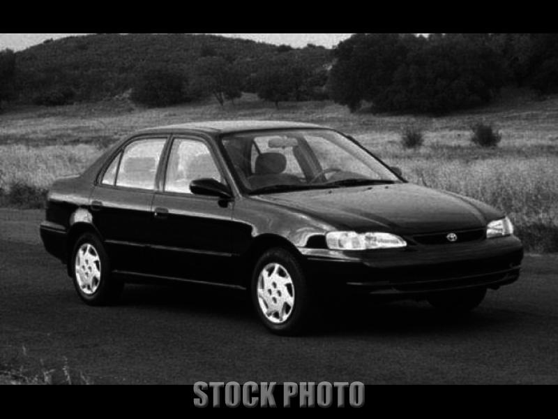 Used 1999 Toyota Corolla VE