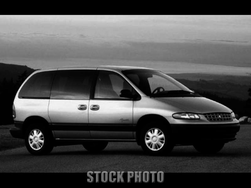 Used 2000 Plymouth Voyager Grand SE