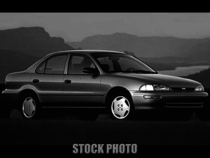 Used 1996 Geo Prizm 4dr Sdn