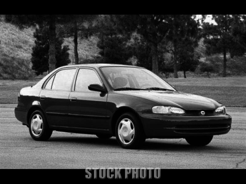Used 1999 Chevrolet Geo Prizm Base