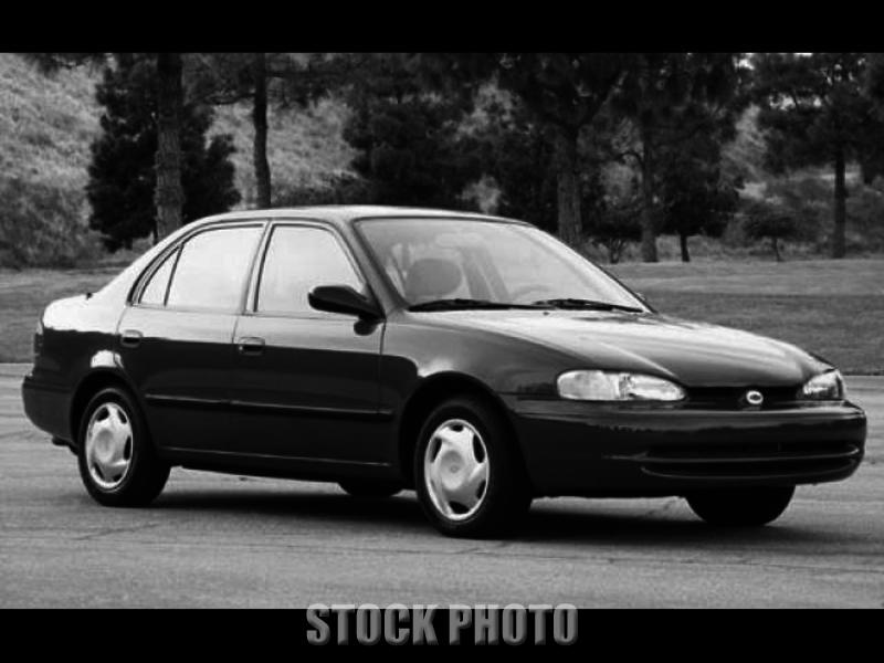 2000 Chevy Prizm, NO RESERVE