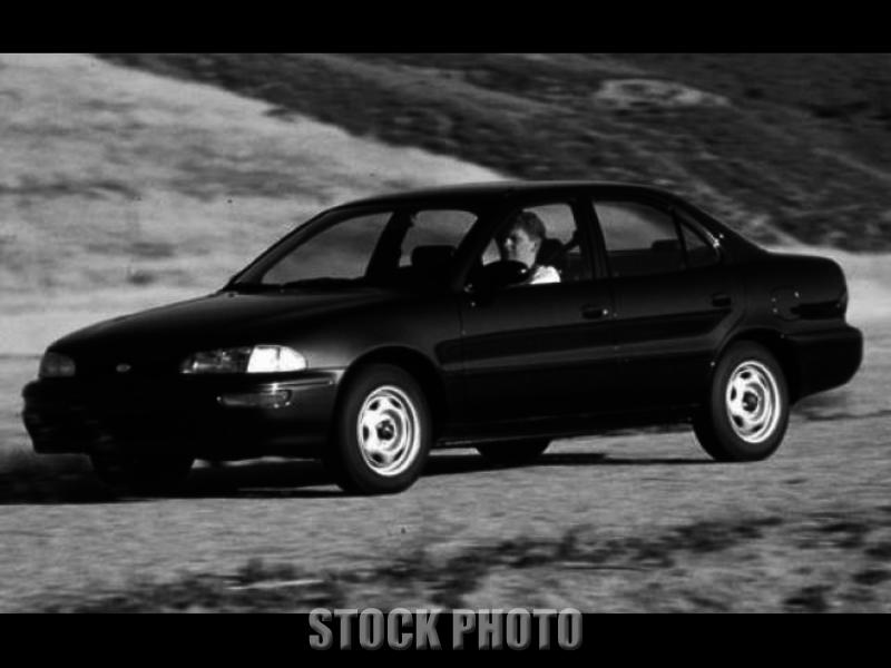 Used 1994 Geo Prizm LSi Sedan 4D