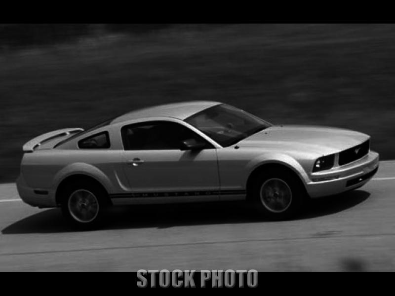 Used 2007 Ford Mustang 2dr Cpe