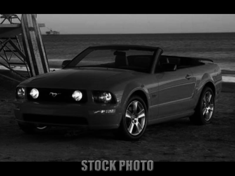 Used 2006 Ford Mustang Convertible 2D