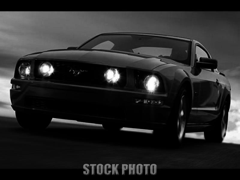 Used 2008 Ford Mustang 2DR CPE