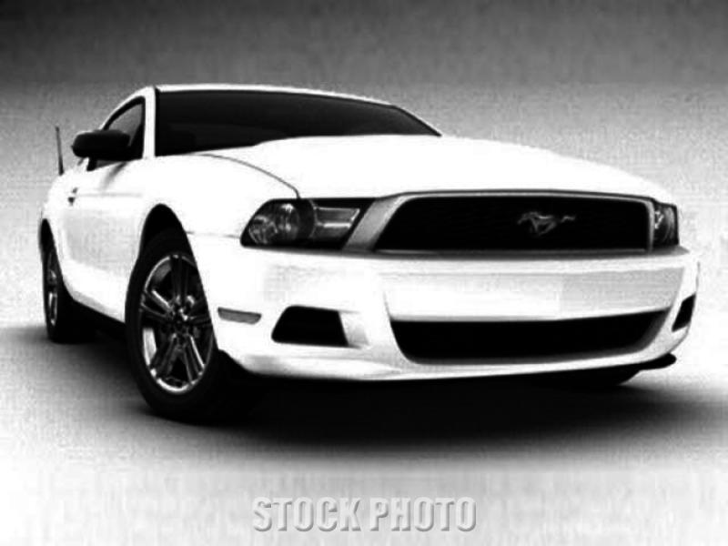 Used 2009 Ford Mustang Coupe