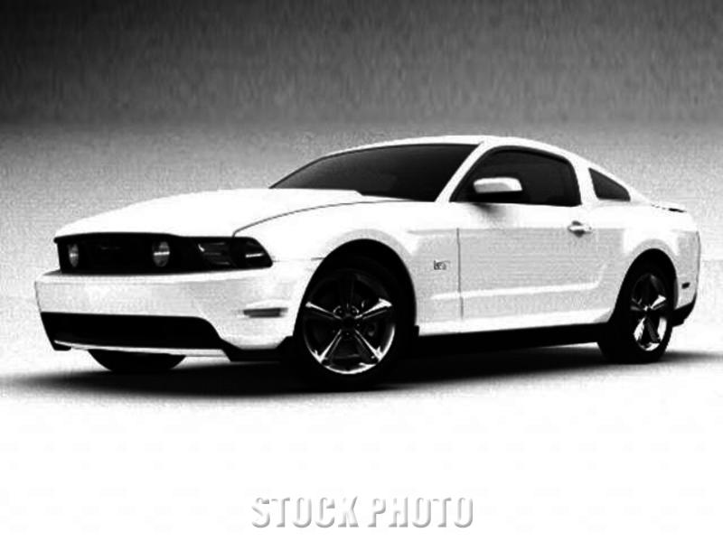 Used 2009 Ford Mustang 2d Coupe GT Premium
