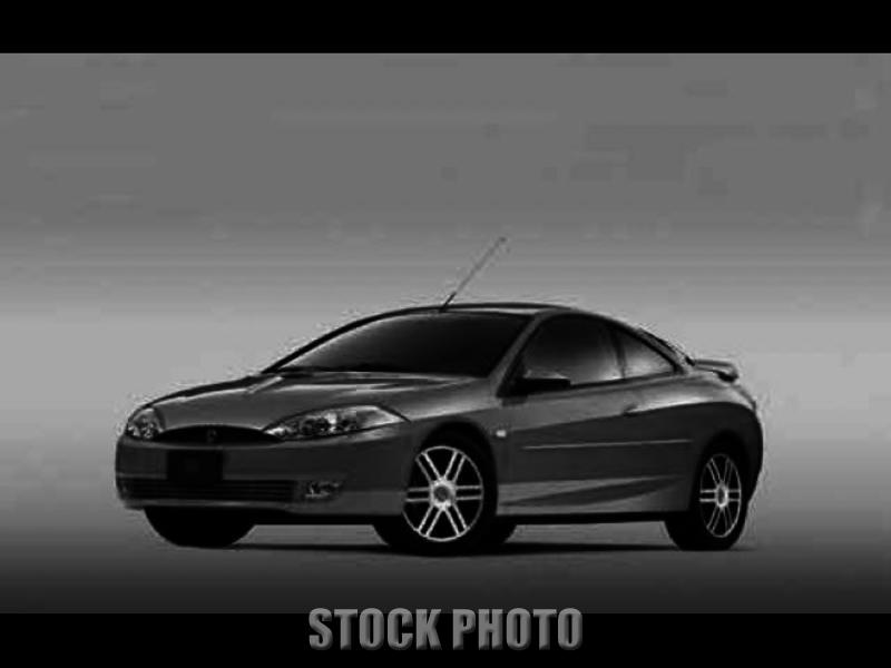 Used 2002 Mercury Cougar