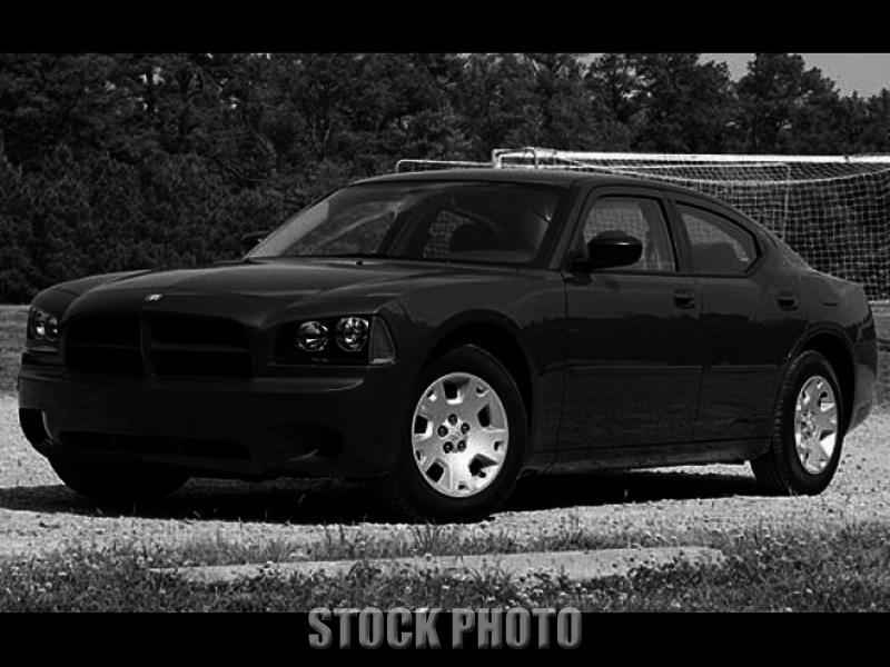 Used 2007 Dodge Charger 4-Spd Auto