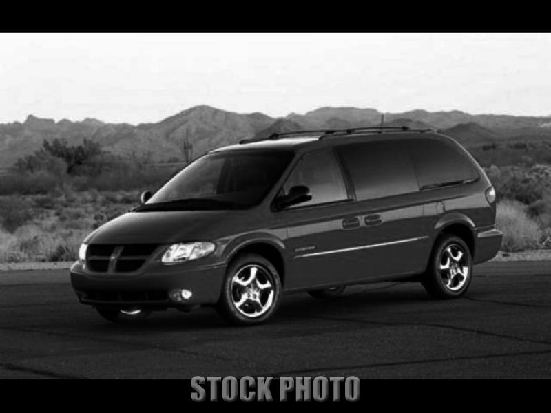 Used 2001 Dodge Grand Caravan EX FWD
