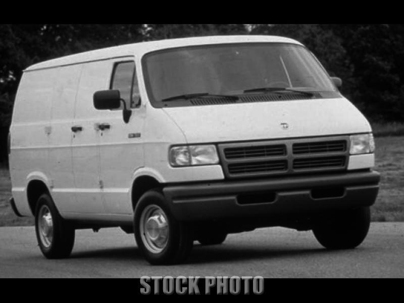 Used 1996 Dodge Ram Van