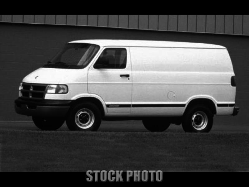 Used 1998 Dodge Ram Van 1500