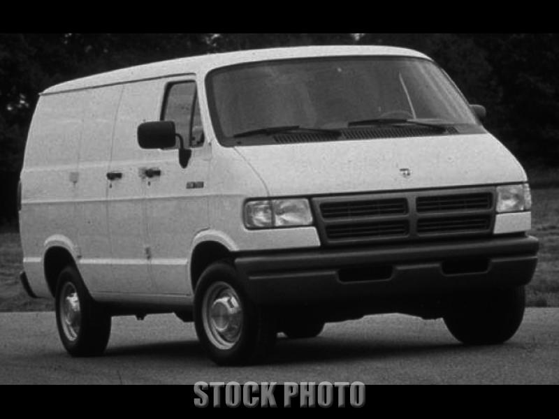 Used 1997 Dodge Ram Van 3500 Maxi