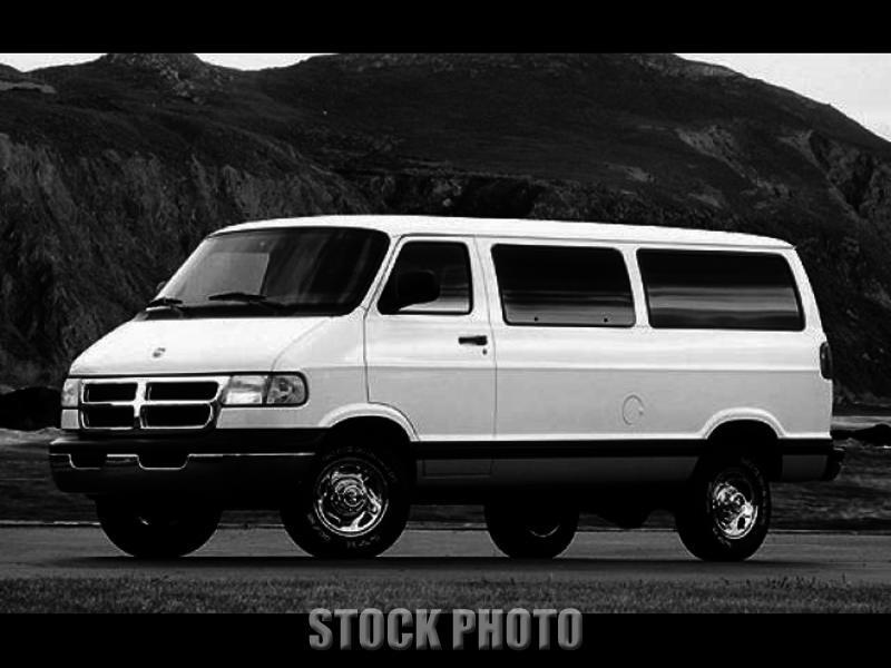 Used 2000 Dodge Ram Van B3500