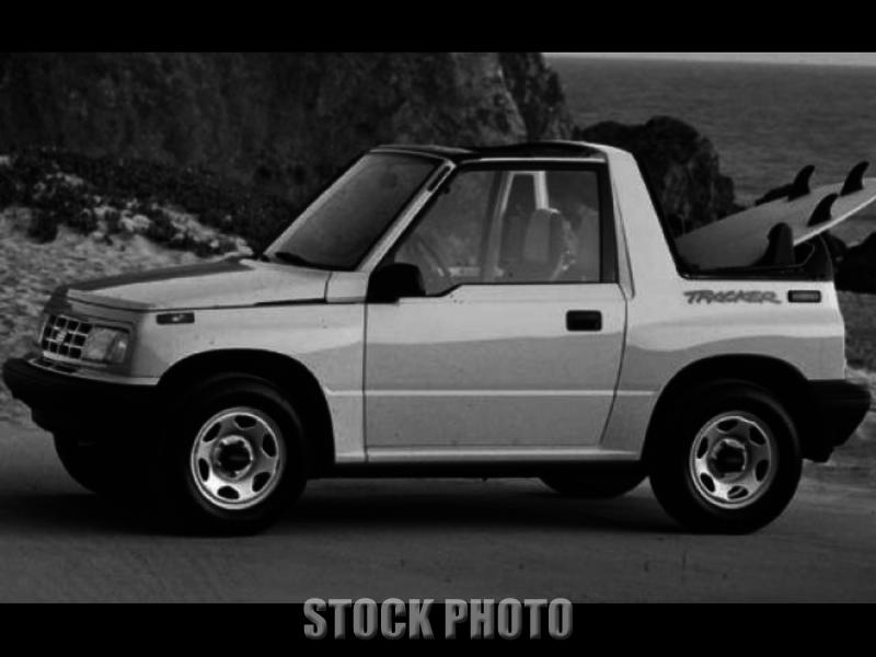 Used 1995 Geo Tracker Convertible 2WD