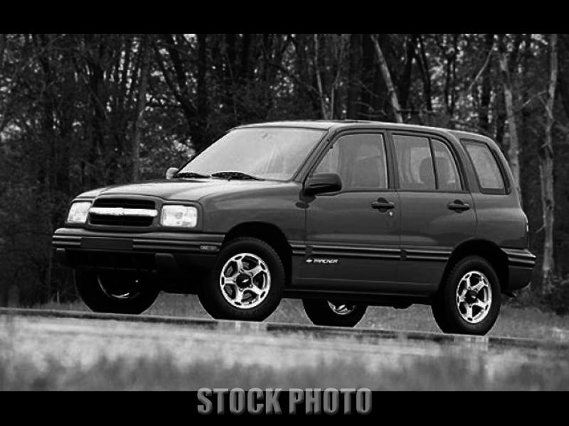 Used 2000 CHEVROLET TRACKER